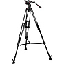 Nitrotech N8 Video Head & 546B Pro Tripod with Mid-Level Spreader