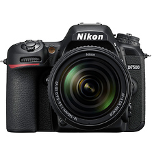 D7500 Digital SLR Camera with 18-140mm Lens Image 0