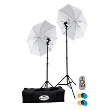 700 W LED Studio Light Kit Image 0