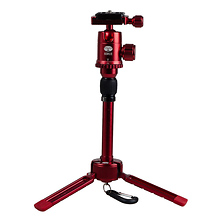 3T-35R Table Top Tripod (Red) Image 0