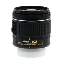 AF-P DX NIKKOR 18-55mm f/3.5-5.6G Lens (Open Box) Image 0