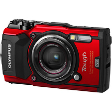 TG-5 Digital Camera (Red) Image 0