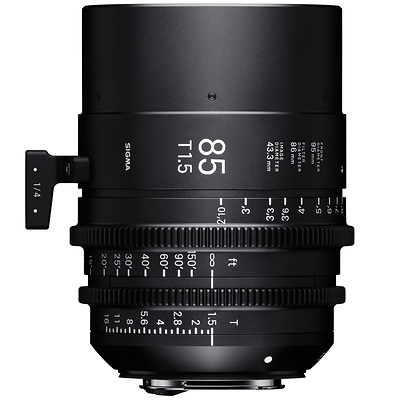 85mm T1.5 FF High Speed Prime Lens for Sony E Mount Image 0