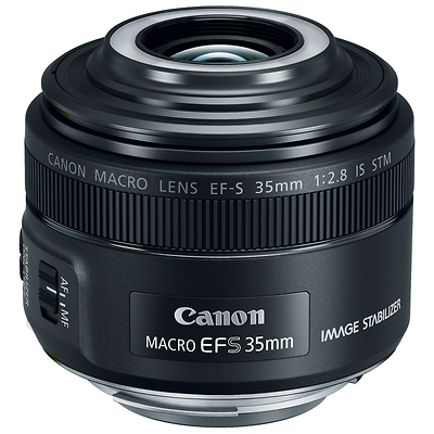 EF-S 35mm f/2.8 Macro IS STM Lens Image 0