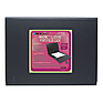 ProFolio Magnet Closure Portfolio Case (18 x 24 In. Black)
