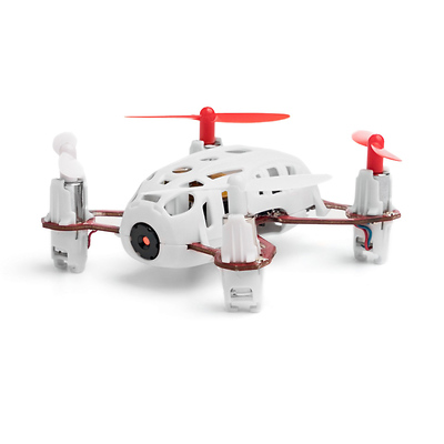 H111C Q4 Nano Quadcopter with Built-in Camera (White) Image 0