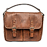 100th Anniversary Premium Leather Bag (Antique Cognac)