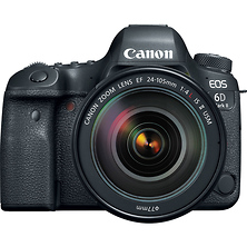 EOS 6D Mark II Digital SLR Camera with 24-105mm f/4.0L Lens Image 0