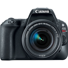EOS Rebel SL2 Digital SLR with EF-S 18-55mm f/4-5.6 IS STM Lens (Black) Image 0