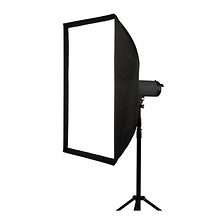 Standard Softbox with Inner Diffuser Bowen Ring (24 x 35 In.) Image 0