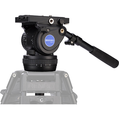 BV10H 100mm Video Head Image 0