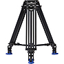 A673TM Aluminum Tandem-Leg Video Tripod (75mm Bowl)