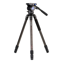 Carbon Fiber Tripod Kit with BV8H Head (75mm) Image 0