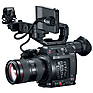 EOS C200 EF Cinema Camera and 24-105mm Lens Kit & Atomos Shogun Flame Bundle