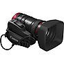 CN-E 70-200mm T4.4 Compact-Servo Cine Zoom Lens (EF Mount) with ZSG-C10 Zoom Grip