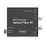 Mini Converter Optical Fiber 4K