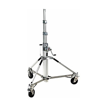Long John Stand with Braked Foam-Filled Wheels (18.7 ft.) Image 0