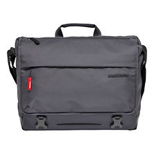 Lifestyle Manhattan Speedy-10 Camera Messenger Bag (Gray) Image 0