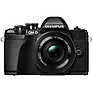 OM-D E-M10 Mark III Mirrorless Micro Four Thirds Digital Camera with 14-42mm Lens (Black) Thumbnail 0