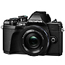 OM-D E-M10 Mark III Mirrorless Micro Four Thirds Digital Camera with 14-42mm Lens (Black) Thumbnail 1