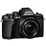 OM-D E-M10 Mark III Mirrorless Micro Four Thirds Digital Camera with 14-42mm Lens (Black) Thumbnail 2