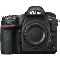 Nikon D850 Digital SLR Camera Body Image