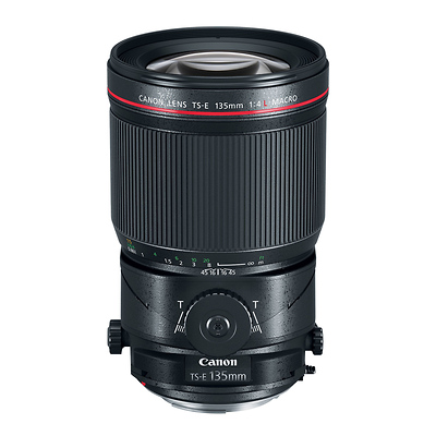 TS-E 135mm f/4L Macro Tilt-Shift Lens Image 0