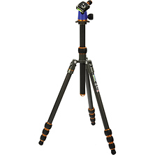 Punks Series Billy Carbon-Fiber Tripod with AirHed Neo Ball Head Image 0