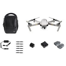 Mavic Pro Platinum Fly More Combo Image 0