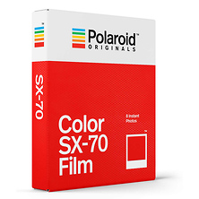 Color SX-70 Instant Film (8 Exposures) Image 0