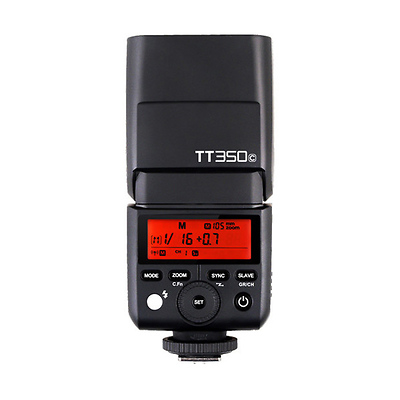 TT350C Mini Thinklite TTL Flash for Canon Cameras Image 0