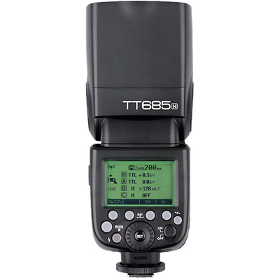 TT685N Thinklite TTL Flash for Nikon Cameras Image 0