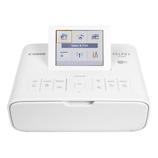SELPHY CP1300 Compact Photo Printer (White) Image 0