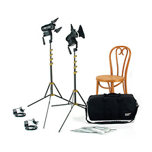PRO Power Daylight LED 2-Light AC Kit with LB-30 Soft Case Image 0