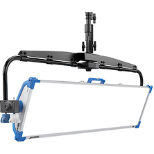 SkyPanel S120-C LED Softlight (Blue/Silver, Pole Operated Yoke) Image 0