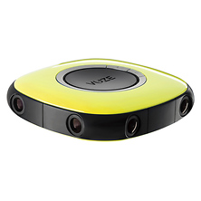 4K 3D 360 Spherical VR Camera (Yellow) Image 0