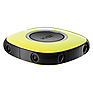 4K 3D 360 Spherical VR Camera (Yellow)