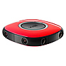 4K 3D 360 Spherical VR Camera (Red)