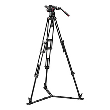 Nitrotech N12 & 545GB Dual-Leg Tripod System with Half Ball Adapter Image 0