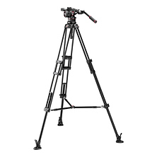 Nitrotech N12 & 545B Dual-Leg Tripod System with Half Ball Adapter Image 0