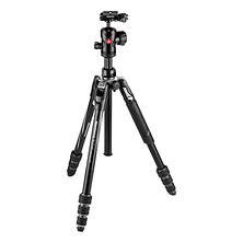 Befree Advanced Travel Al Tripod with Ball Head (Twist Locks, Black) Image 0