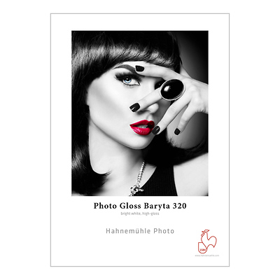 Photo Gloss Baryta 320 Paper (13 x 19 In. 25 Sheets) Image 0