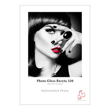 Photo Gloss Baryta 320 Paper (17 x 22 In. 25 Sheets) Image 0
