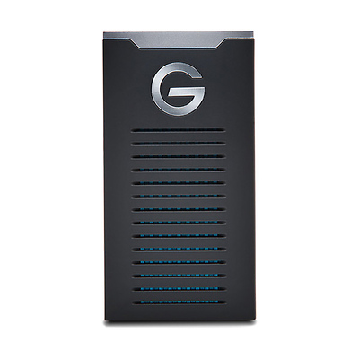 500GB G-DRIVE R-Series USB 3.1 Type-C mobile SSD Image 0
