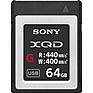 64GB XQD G Series Memory Card