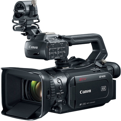 XF400 Professional 4K Camcorder Image 0
