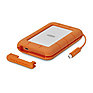 128GB Portable Backup and Editing System with Lacie 2TB Rugged Thunderbolt USB-C Mobile HDD Thumbnail 8