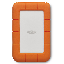 5TB Rugged Mobile Hard Drive (Thunderbolt & USB 3.1 Gen 1 Type-C) Image 0