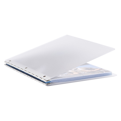 Vista 8.5 x 11 In. Screw Post Binder (Portrait Orientation, Mist) Image 0