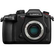 LUMIX DC-GH5S Mirrorless Micro Four Thirds Digital Camera Body (Black)